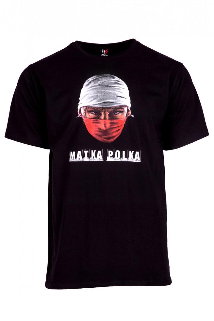 "T-shirt męski ""Matka Polka"""