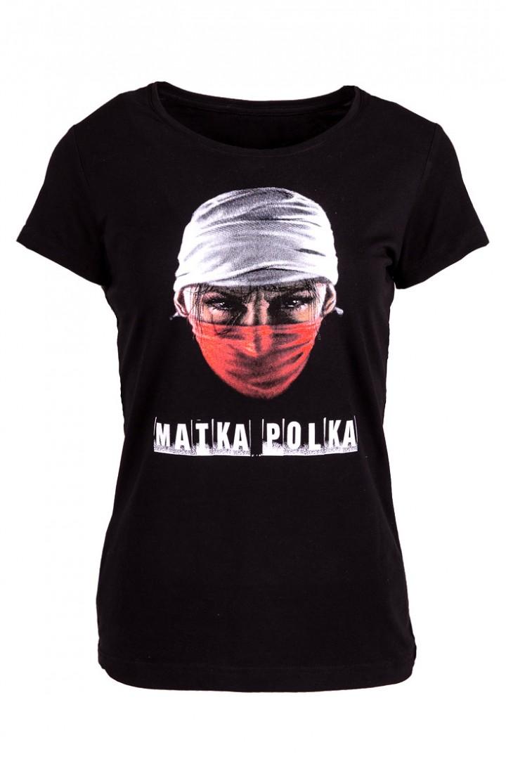 """T-shirt damski """"Matka Polka"""""""