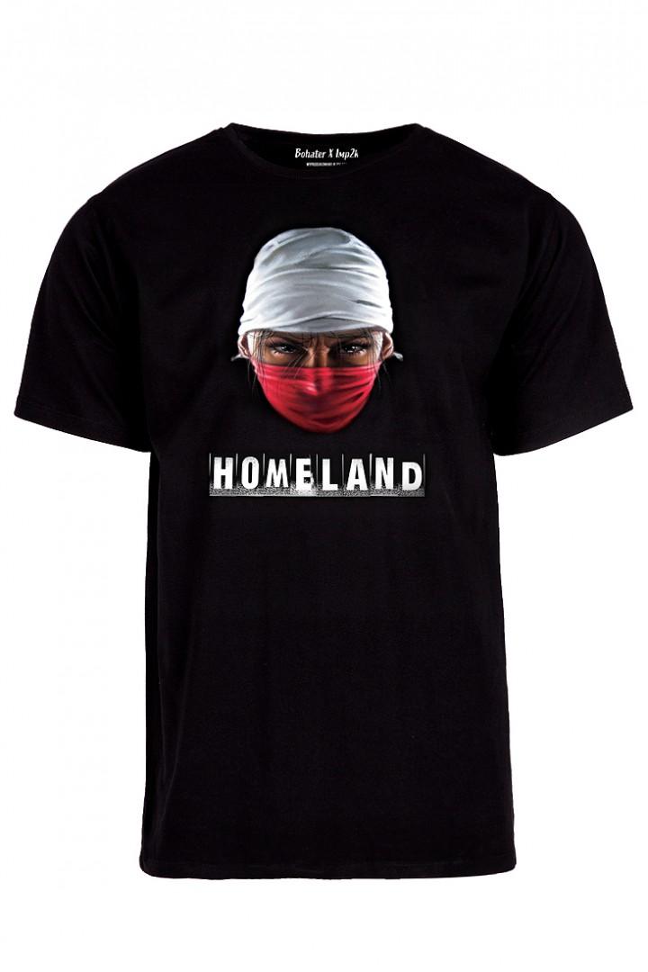"""T-shirt męski """"Homeland"""""""