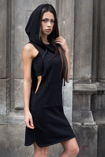 Sukienka Unicut Black