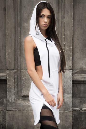 Sukienka Unicut White